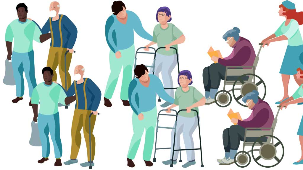 Image for Mobility Issues and Limitations in Aged Care