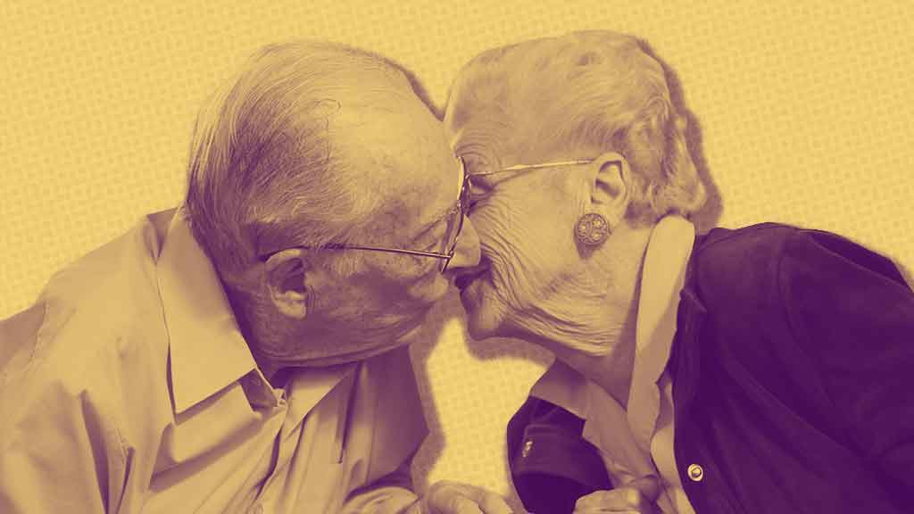 Image for Intimacy and Sexuality in Aged Care