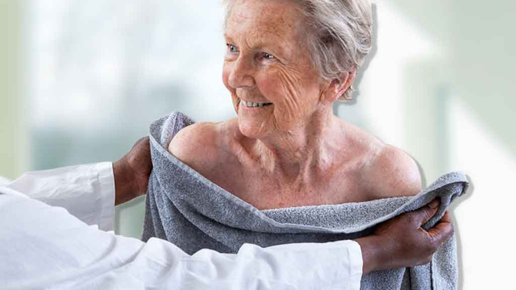 Image for Showering, Bed-Bathing and Hygiene for Caregivers