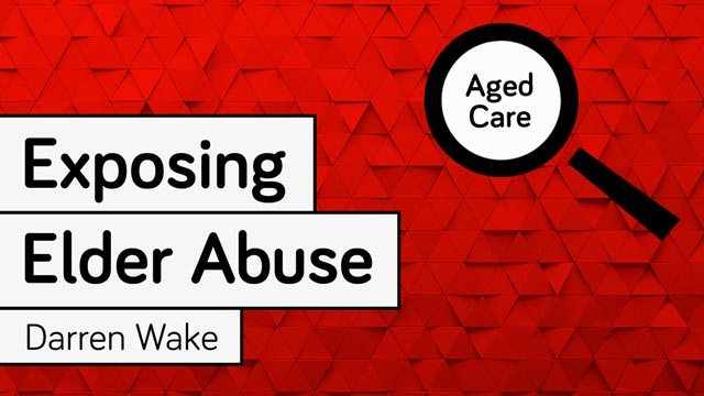 Cover image for: Exposing Elder Abuse