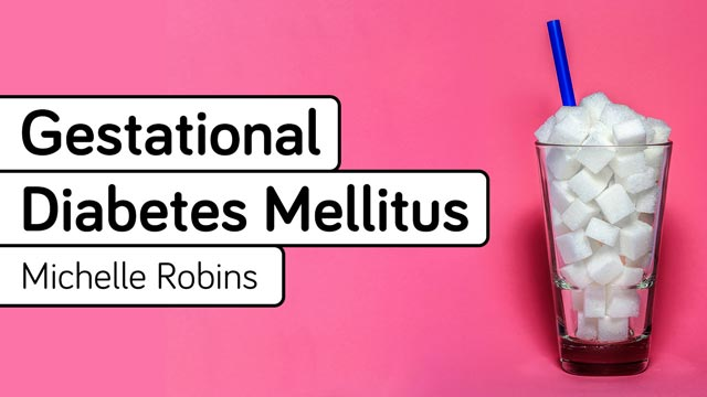 Image for Gestational Diabetes Mellitus