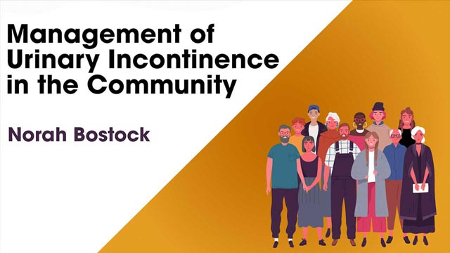 Image for Management of Urinary Incontinence in the Community