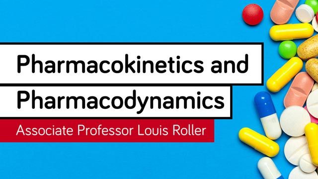 Image for Pharmacokinetics and Pharmacodynamics