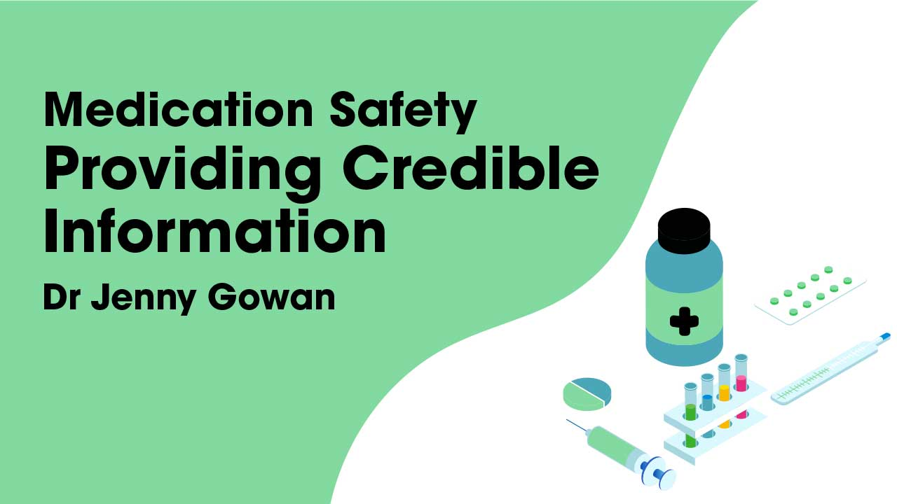 Cover image for: Medication Safety: Providing Credible Information