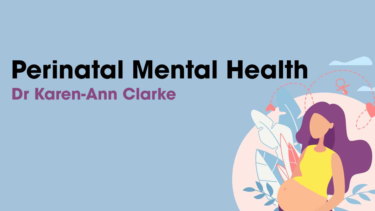 Image for Perinatal Mental Health