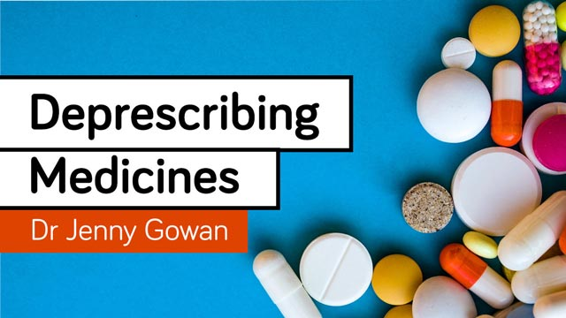 Cover image for: Deprescribing Medicines