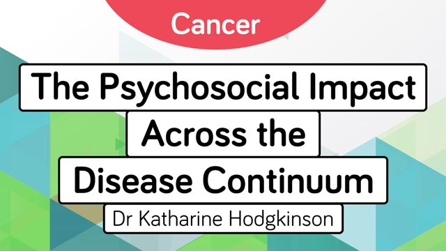 Cover image for: Cancer: The Psychosocial Impact Across the Disease Continuum