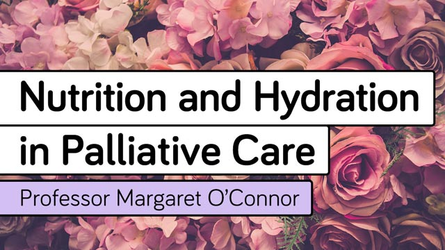 Image for Nutrition and Hydration in Palliative Care