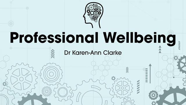 Cover image for: Professional Wellbeing
