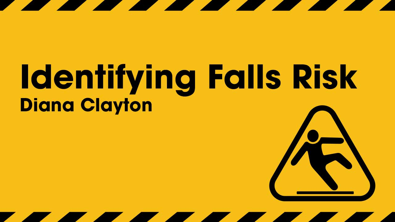 Image for Identifying Falls Risk