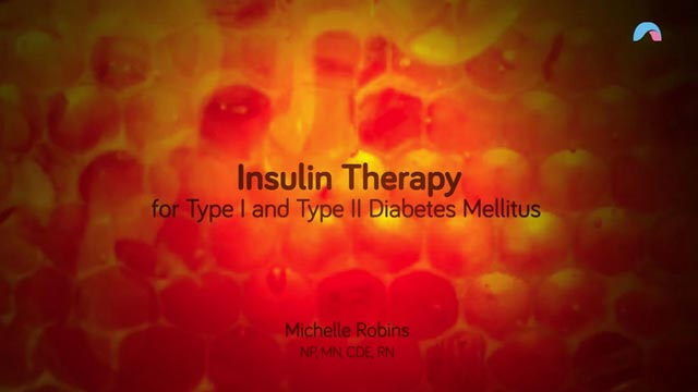 Cover image for: Insulin Therapy for Type I and Type II Diabetes Mellitus