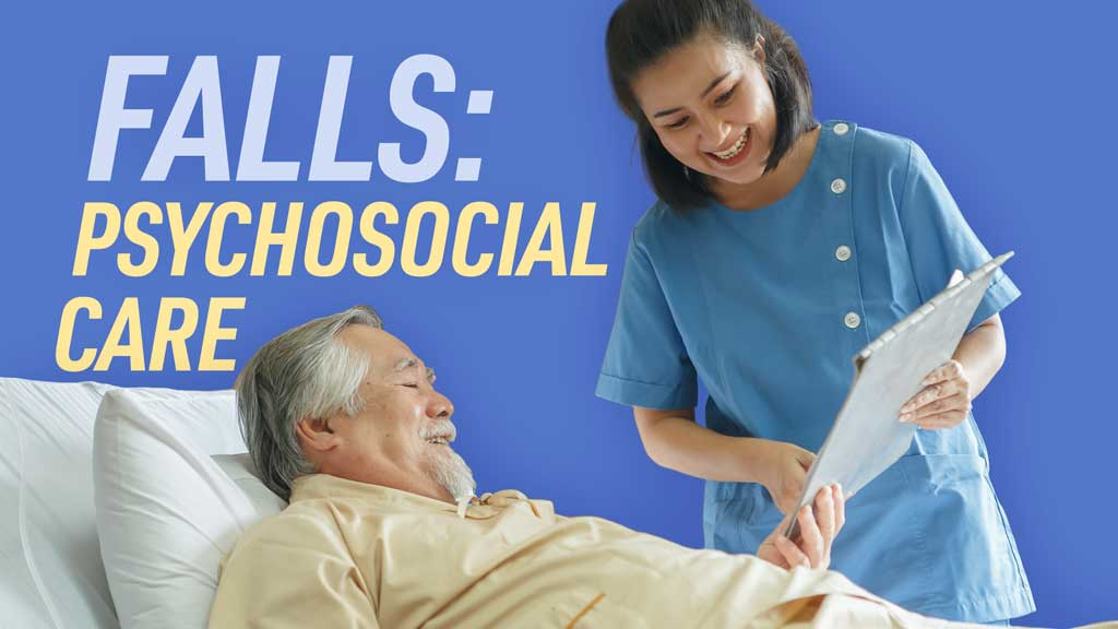 Image for Falls: Psychosocial Care