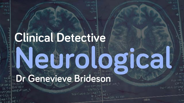 Image for Clinical Detective: Neurological