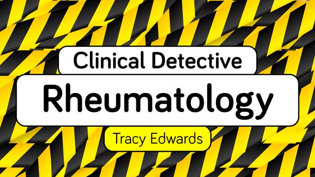 Image for Clinical Detective: Rheumatology