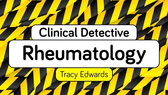 Image for Clinical Detective: Rheumatology
