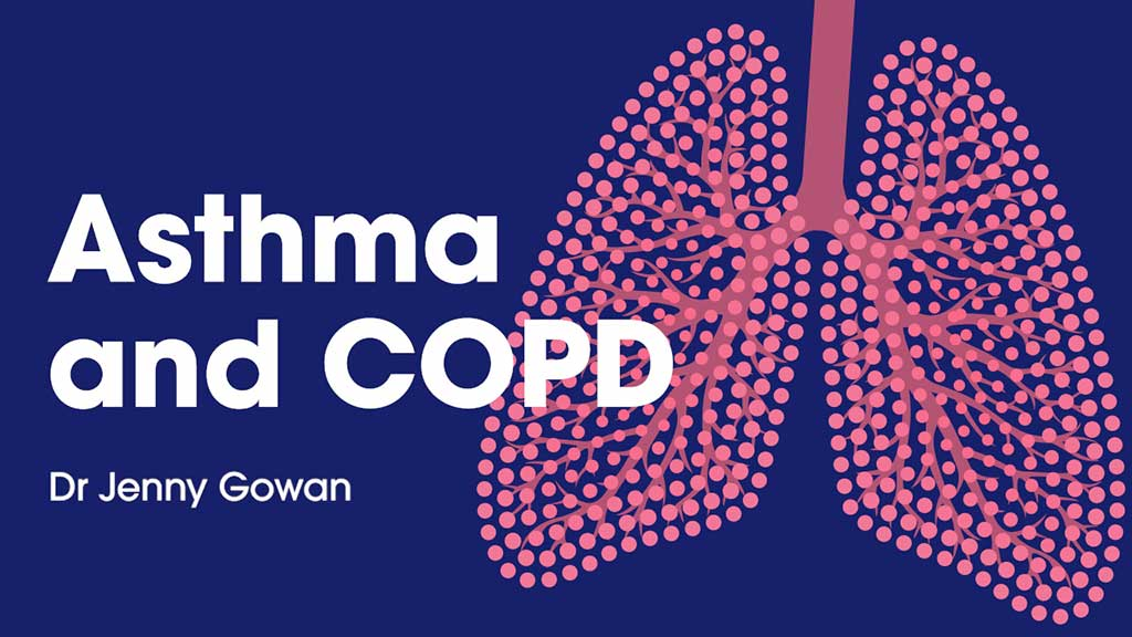 Image for Asthma and COPD