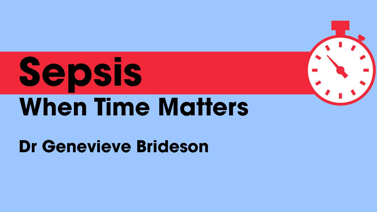 Cover image for: Sepsis: When Time Matters