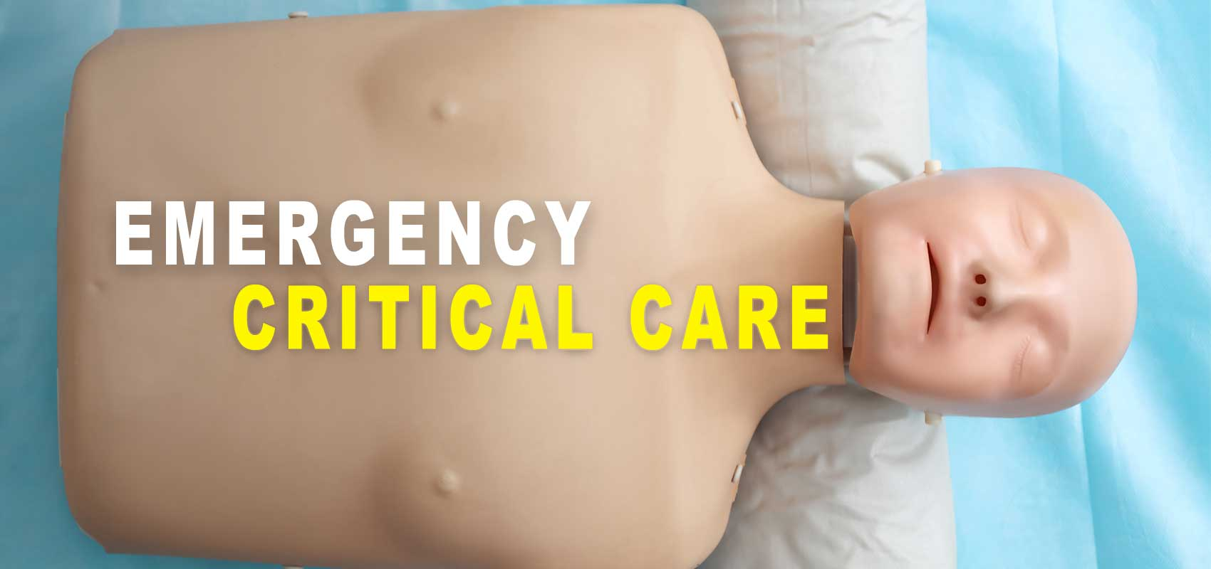 Emergency and Critical Care