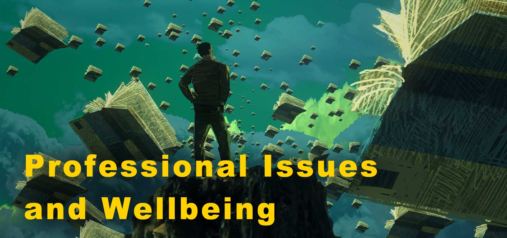 Professional Issues and Wellbeing
