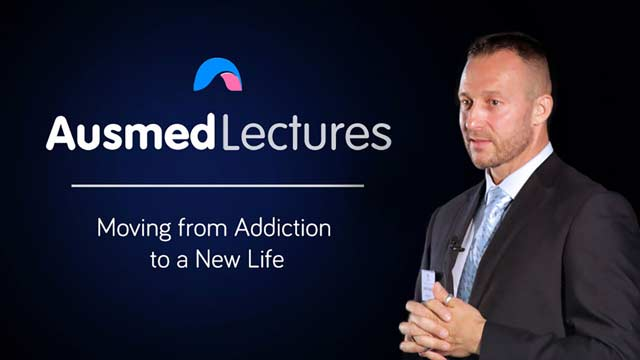 Cover image for lecture: Moving from Addiction to a New Life