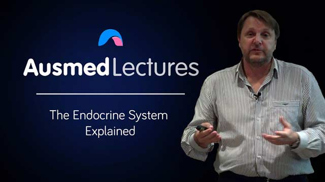 Cover image for lecture: The Endocrine System Explained