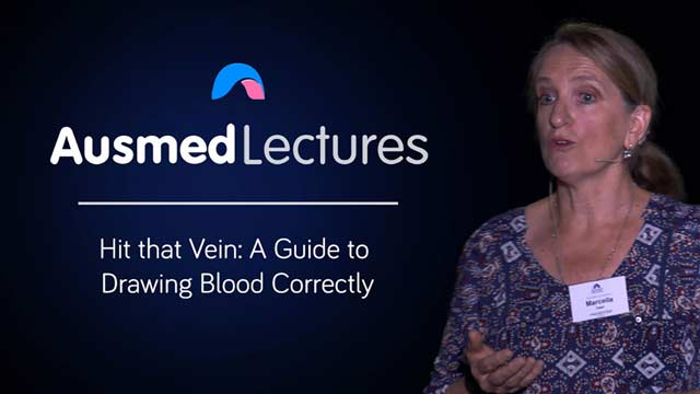 Cover image for lecture: Hit that Vein: A Guide to Drawing Blood Correctly