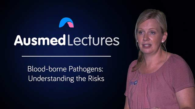 Cover image for lecture: Blood-borne Pathogens: Understanding the Risks