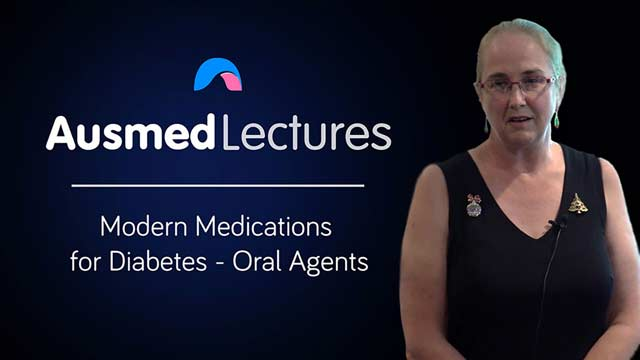 Cover image for lecture: Modern Medications for Diabetes - Oral Agents
