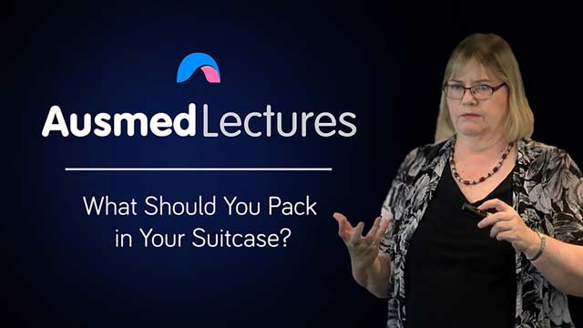 Cover image for lecture: What Should You Pack in Your Suitcase?