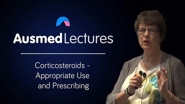 Cover image for lecture: Corticosteroids - Appropriate Use and Prescribing