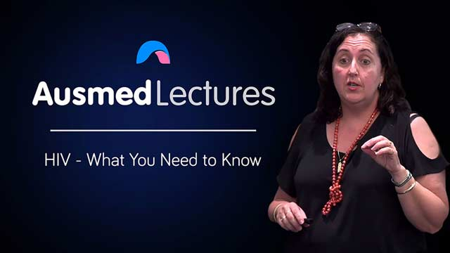 Cover image for lecture: HIV - What You Need to Know