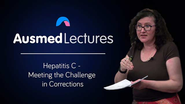 Image for Hepatitis C - Meeting the Challenge in Corrections