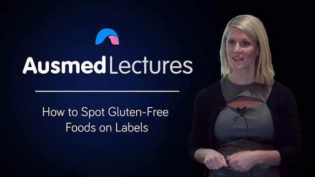 Cover image for lecture: How to Spot Gluten-Free Food on Labels