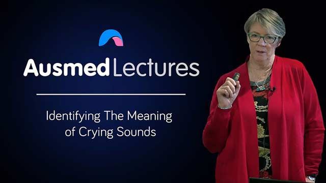 Cover image for lecture: Identifying the Meaning of Crying Sounds
