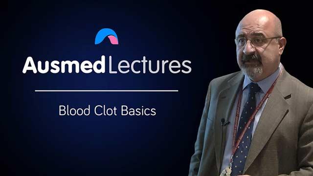 Image for Blood Clot Basics