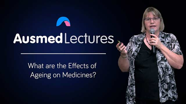 Cover image for lecture: What are the Effects of Ageing on Medicines?
