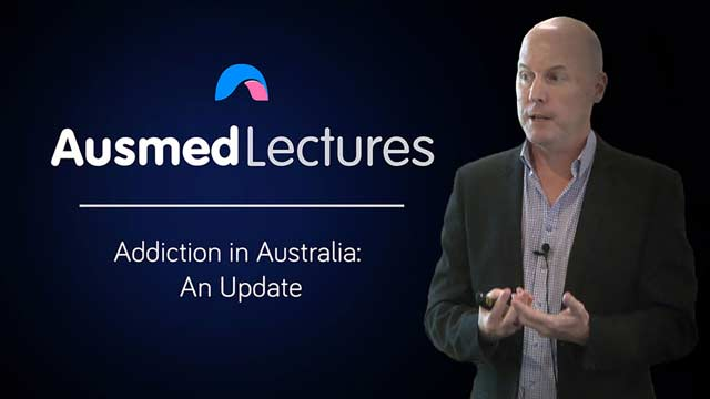 Image for Addiction in Australia: An Update