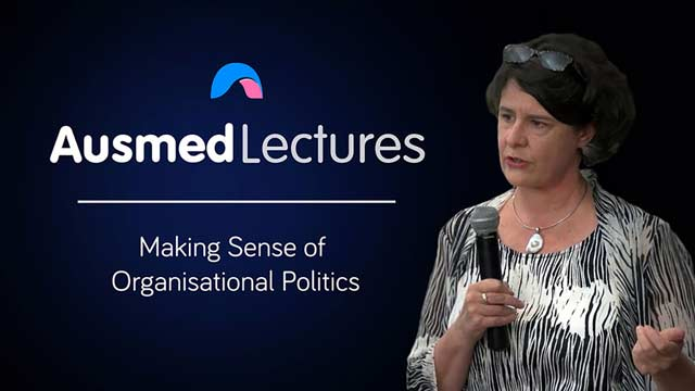 Image for Making Sense of Organisational Politics