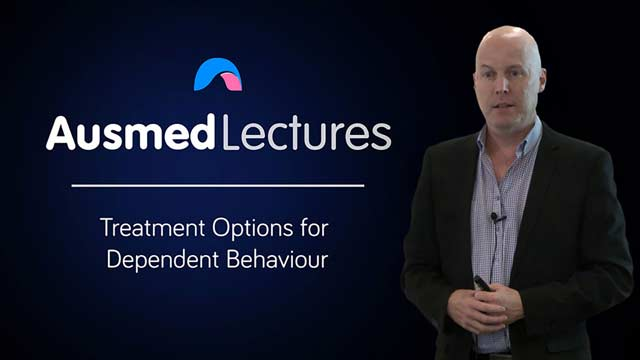 Image for Treatment Options for Dependent Behaviour
