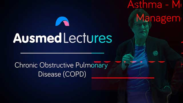 Cover image for lecture: Chronic Obstructive Pulmonary Disease (COPD)