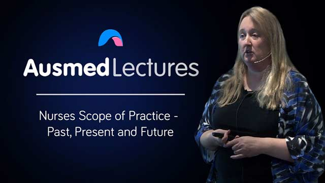 Cover image for lecture: Nurses Scope of Practice - Past, Present and Future