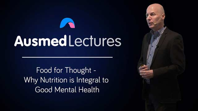 Image for Food for Thought - Why Nutrition is Integral to Good Mental Health