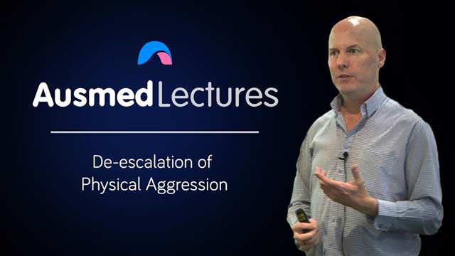 Image for De-escalation of Physical Aggression