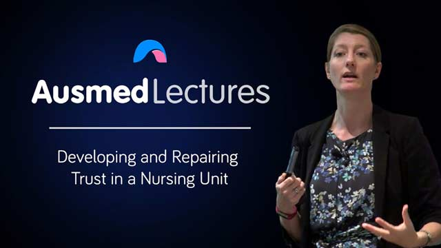 Image for Developing and Repairing Trust in a Nursing Unit