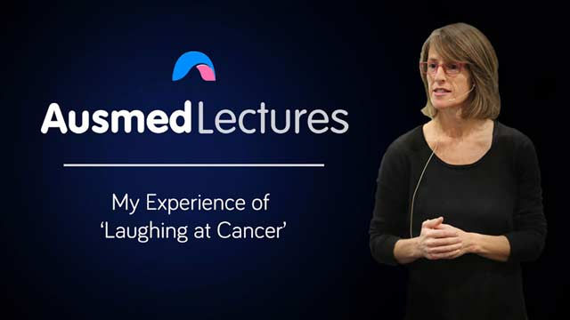 Image for My Experience of 'Laughing at Cancer'