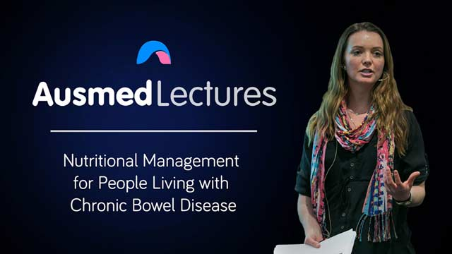 Image for Nutritional Management for People Living with Chronic Bowel Disease