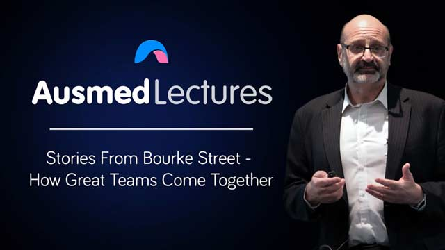 Image for Stories From Bourke Street - How Great Teams Come Together