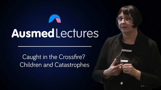 Image for Caught in the Crossfire? Children and Catastrophes