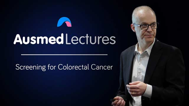 Cover image for lecture: Screening for Colorectal Cancer