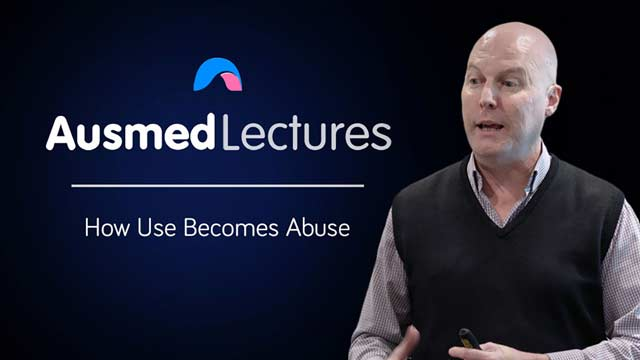 Cover image for lecture: How Use Becomes Abuse
